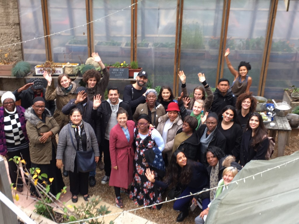 Skip Garden group